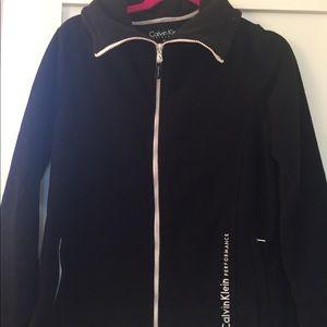 Calvin Klein workout jacket